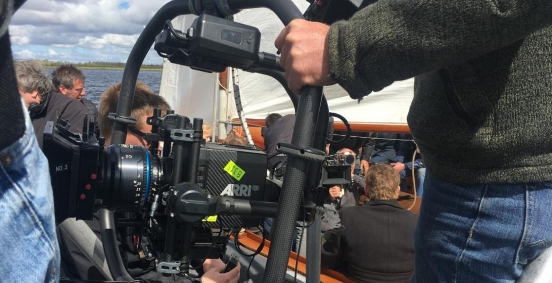 Snelheid is belangrijk bij film'   Scheepvaartkrant