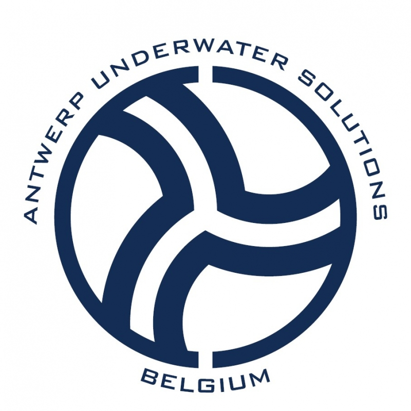 Antwerp Underwater Solutions logo